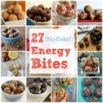 27 No Bake Energy Bites