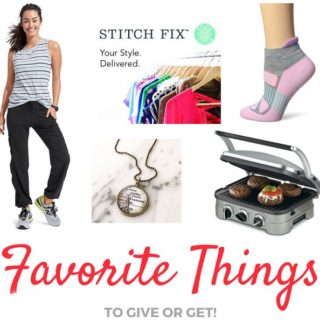 1st Annual Favorite Things Gift Guide