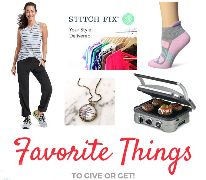 Favorite Things to Give or Get
