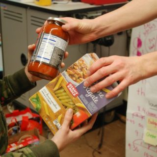 How Students Can Help Fight Hunger: The Feed A Friend Program