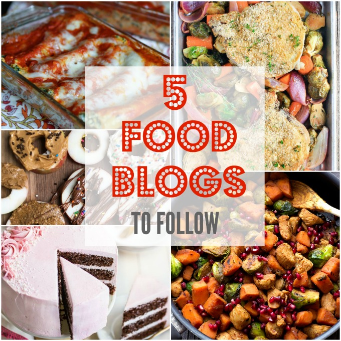 5 Food Blogs to Follow