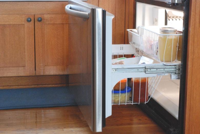 Bottom Drawer Freezer
