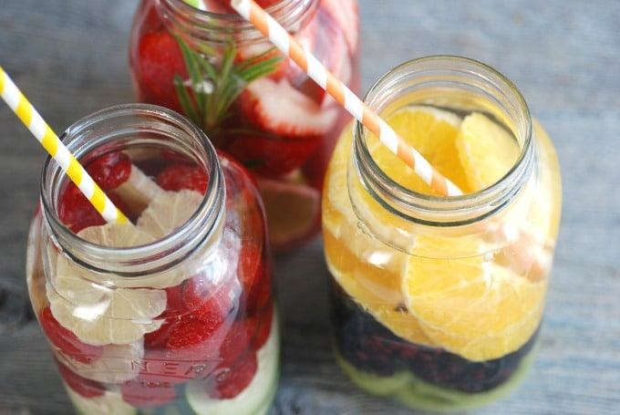 How to Make Your Own Refreshing Fruit Infused Water