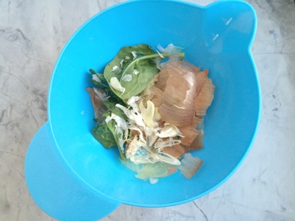 "Designate a ""Garbage Bowl"" To Speed Clean-Up"