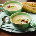 Garlic Mashed Potato Soup