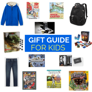 Gift Ideas For Kids: Things To Play, Do, Read & Wear