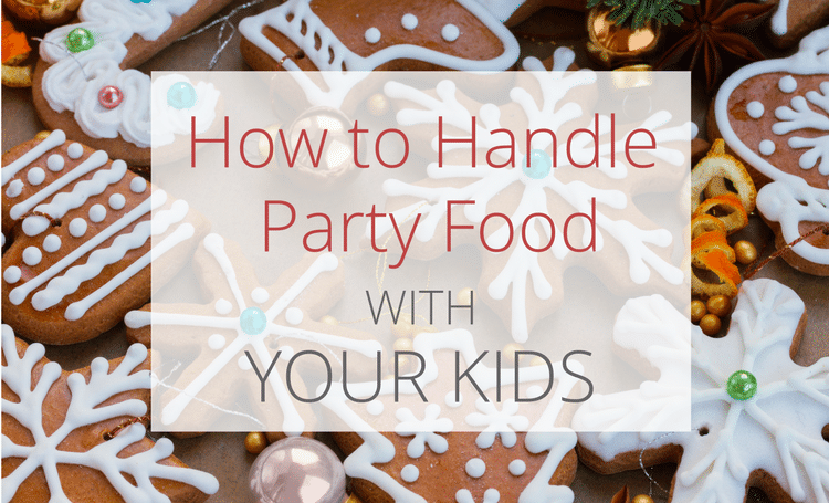 How to handle holiday parties with your kids