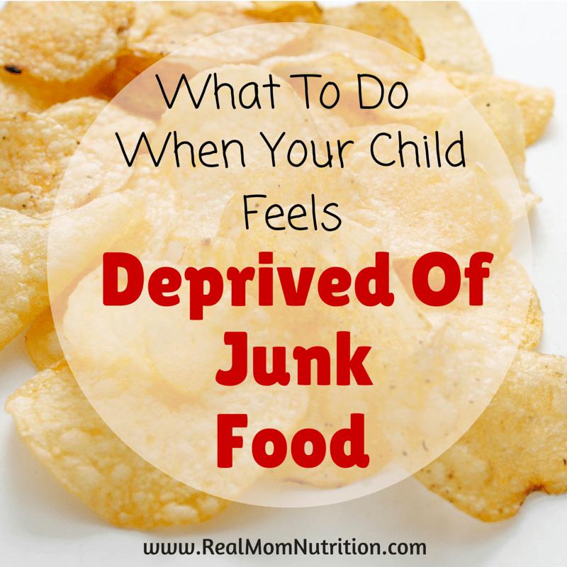 Never Eat Junk Food Again