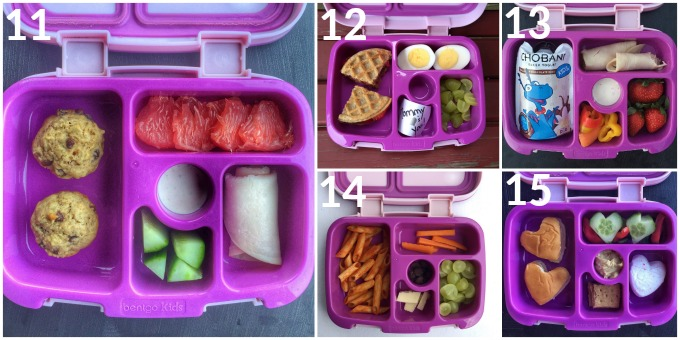 20 Healthy Lunchbox Ideas For Toddlers & Preschoolers