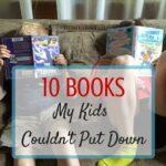 10 Books My Kids Loved