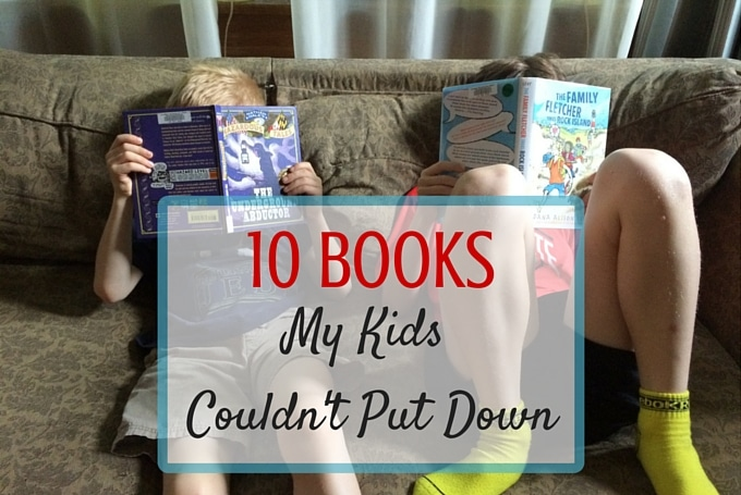 10 Books For Kids