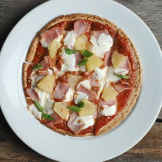 Hawaiian Pizza Flatbreads