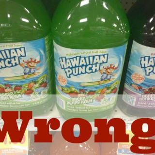 Here's What's Wrong With Food & Drink Marketed to Kids -- Real Mom Nutrition