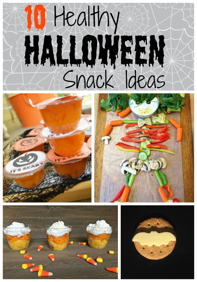 10 Healthy Halloween Snacks