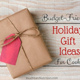 Holiday Gift Ideas For Cooks