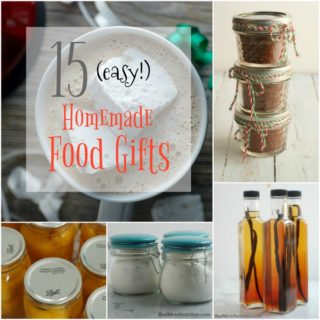 15 Homemade Food Gifts For the Holidays