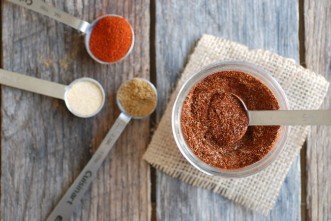 Easy Homemade Taco Seasoning Mix