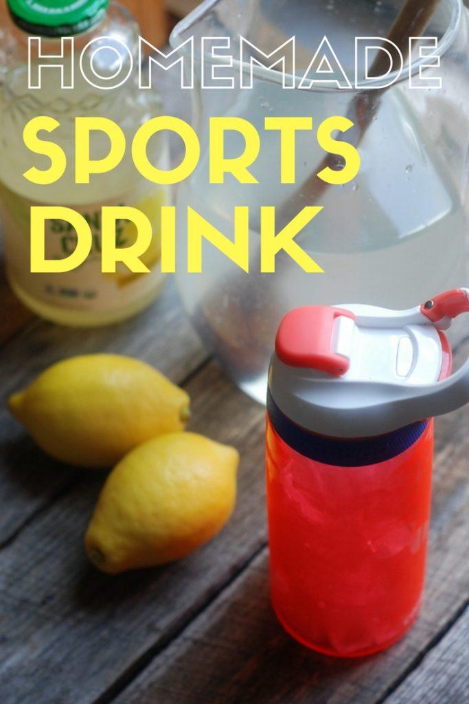 HomemadeSports Drink