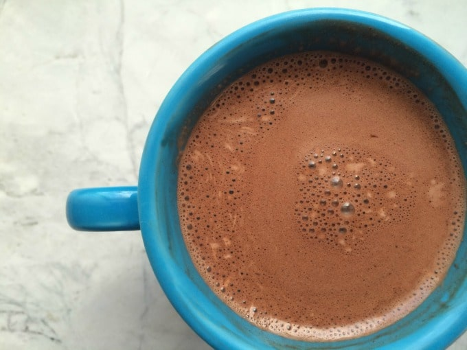 Homemade Hot Cocoa Mix -- Real Mom Nutrition