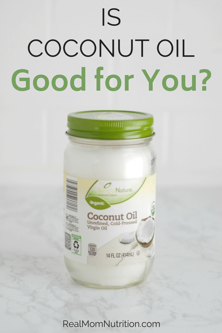 Is Coconut Oil Healthy?