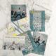 Jazzercise postcards