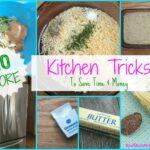 Favorite Kitchen Tricks -- Real Mom Nutrition
