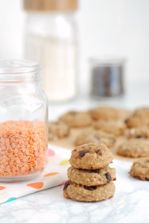 Lentil Cookies