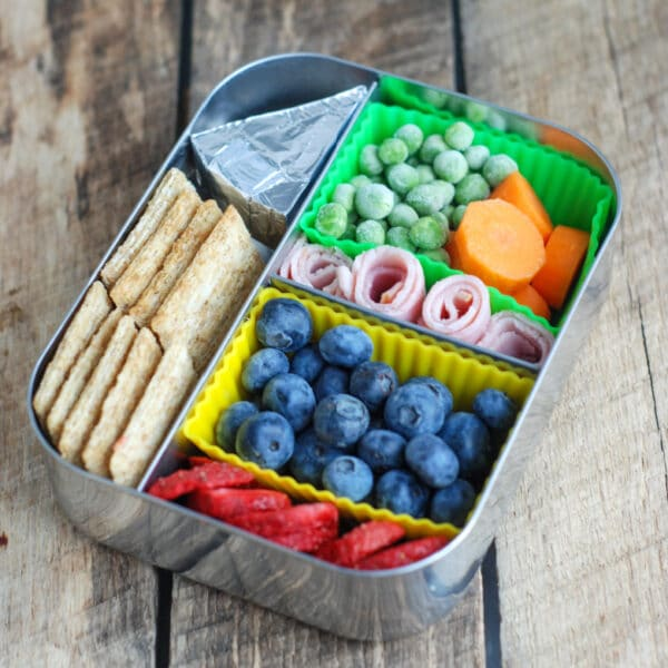 LunchBots lunch box