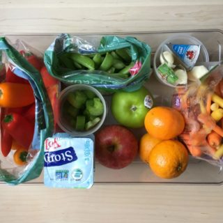 How To Make Lunch Packing Stations (So Your Kids Can Pack Their Own Lunches!)