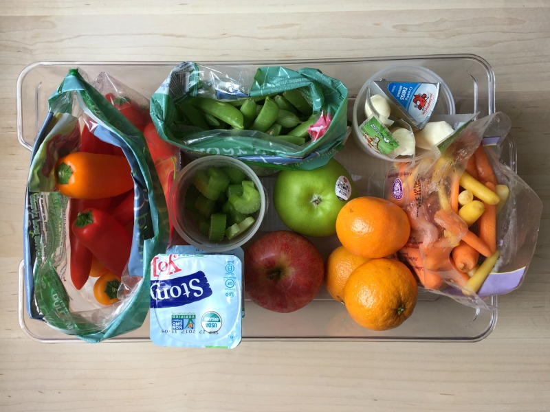 How to Create Lunch Packing Stations