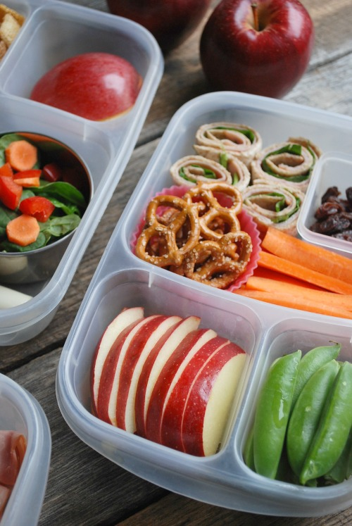 Teach Your Kids to Pack Their Own Lunch