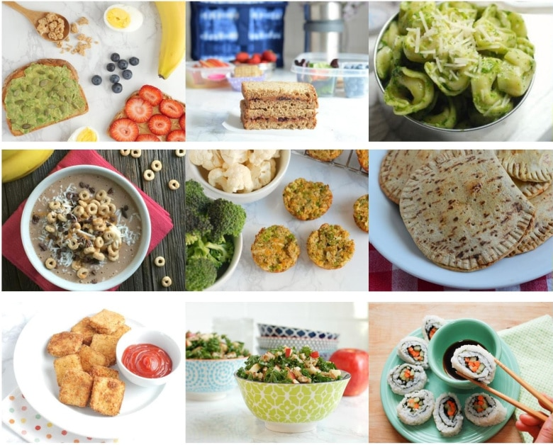 Lunch Ideas For Kids at Home