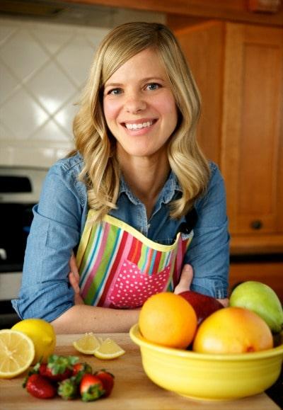 Sally Kuzemchak, MS, RD aka Real Mom Nutrition