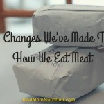 4 Changes We've Made To How We Eat Meat