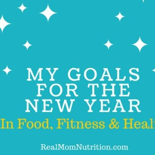 My Goals for 2016 in Food, Fitness & Health