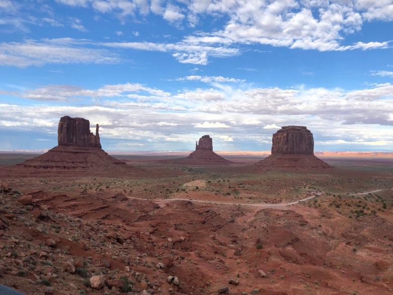 The View Hotel in Monument Valley