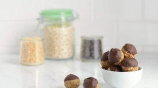 Nut Free Snack Balls