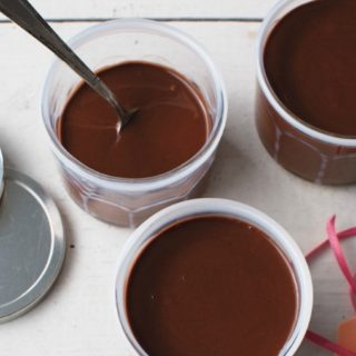 Chocolate-Hazelnut Spread (aka Homemade Nutella!)