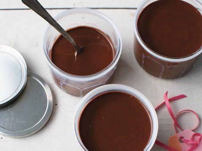 Chocolate-Hazelnut Spread (aka Homemade Nutella!)