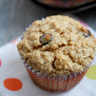 Peanut Butter Chocolate OatmealCups