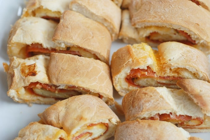 Pizza Bread -- Real Mom Nutrition