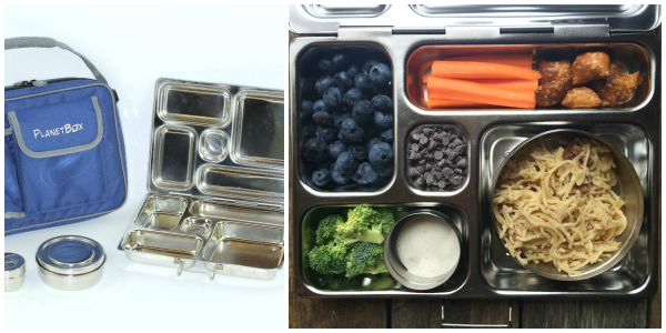 My Favorite Lunchboxes -- Real Mom Nutrition