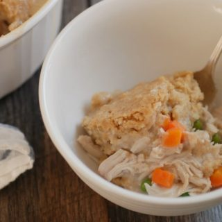 Whole Wheat Chicken Pot Pie