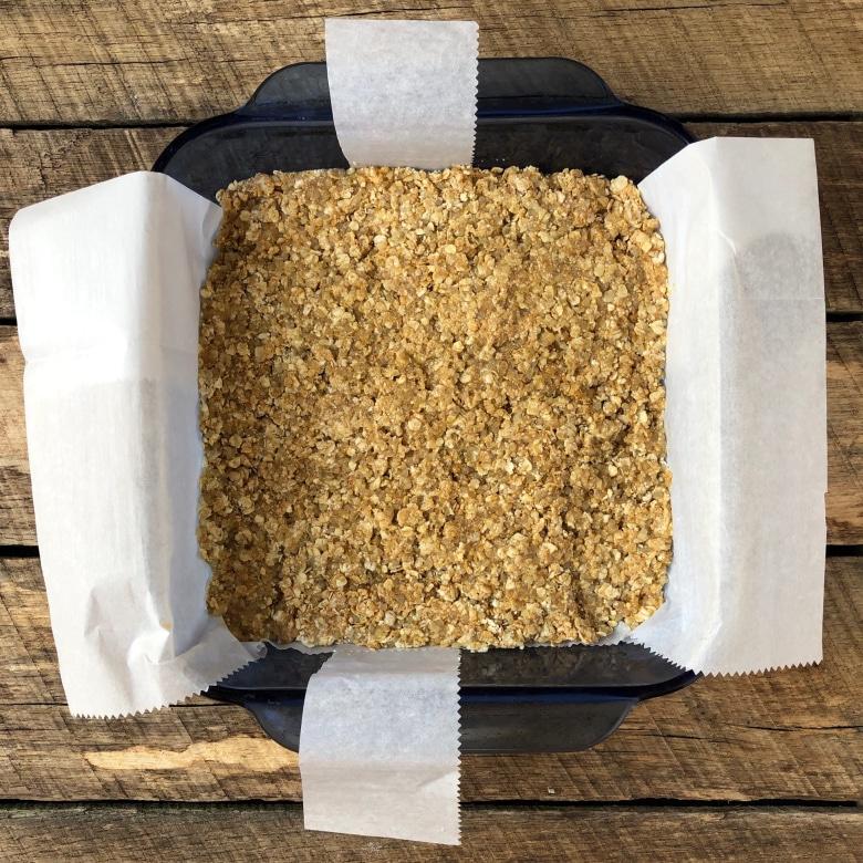 Peanut Butter Quinoa Bars