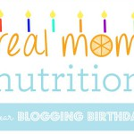 A Big Makeover For My 6th Blogging Birthday! Real Mom Nutrition