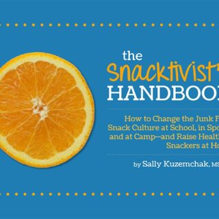 My New E-Book: The Snacktivist's Handbook