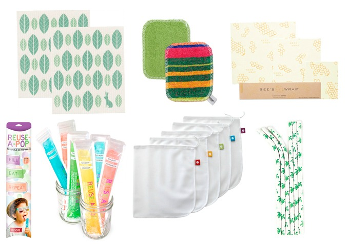 Reusable Products for the Kitchen