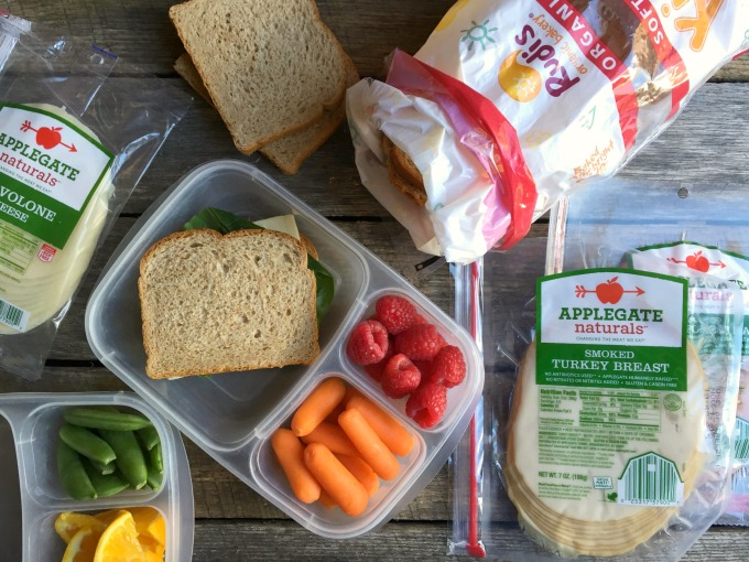 How to teach kids to pack their own lunch