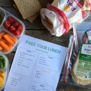 How to teach your kids to pack their own lunch