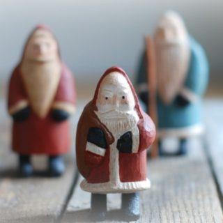 Having The Santa Talk